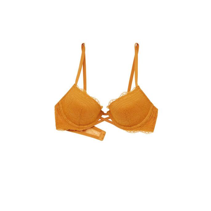 Soutien-gorge jaune everydayiz yellow.
