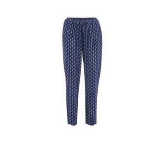 Floritriz深蓝色长裤 blue.