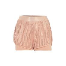 Mailliz粉色短裤。  pink.