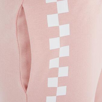 Adreliniz淡粉色慢跑裤 pink.