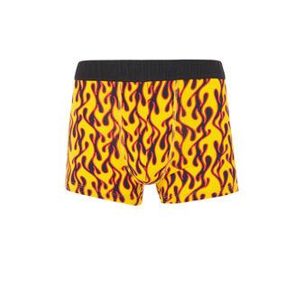 Firiz黄色平角裤 yellow.