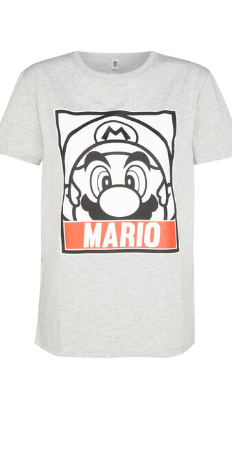 Mariosiz灰色上衣  grey.