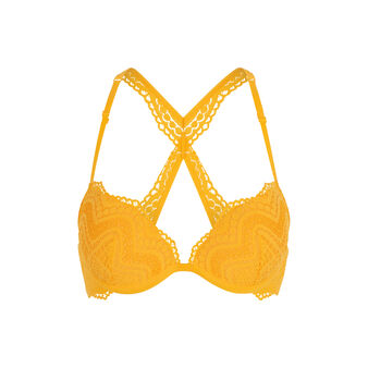Triamiz黄色上托文胸 yellow.