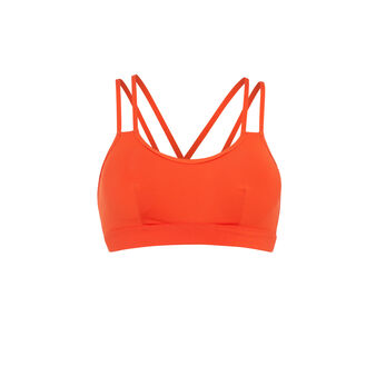 Bralightiz橙色背心式文胸 orange.