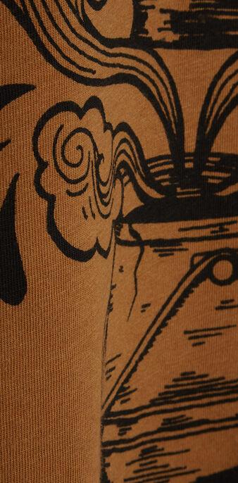 Alohomoraiz金栗色上衣 golden brown.