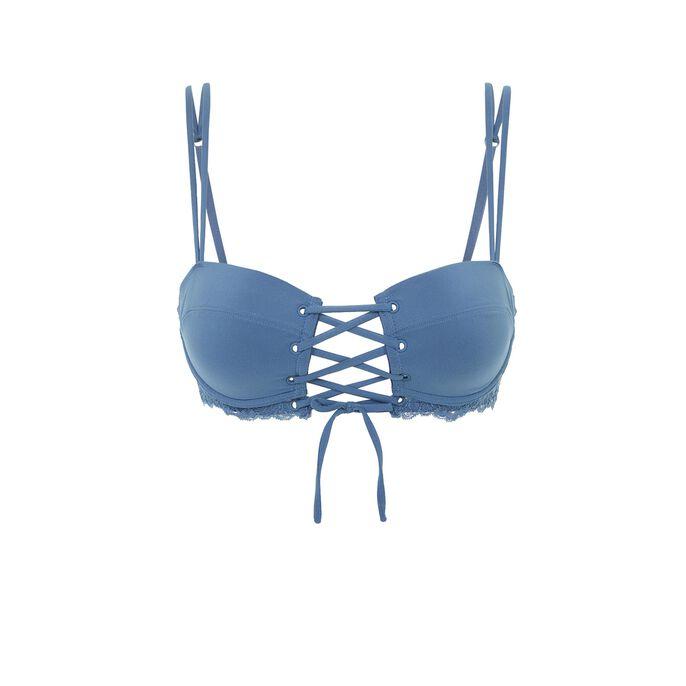 Balcominiz蓝色文胸 blue.