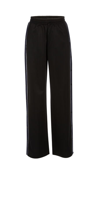 Pantalon noir pressioniz black.