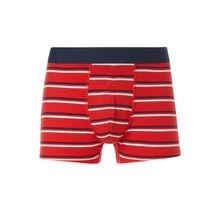 Jeanmichiz红色条纹平角裤 red.