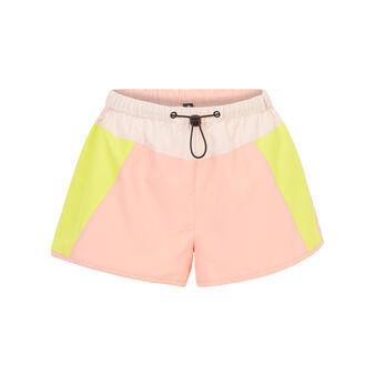 Shortoiz鲑鱼粉短裤 pink.