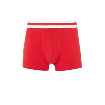 Gangastiz红色平角裤 red.