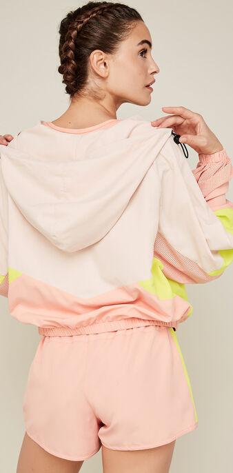 Jacketiz粉色外套 pink.