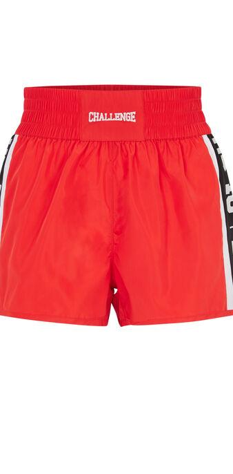 Numeriz橙色短裤 orange.