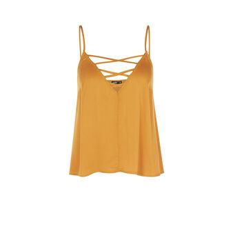 Newcamiz芥末黄上衣 yellow.