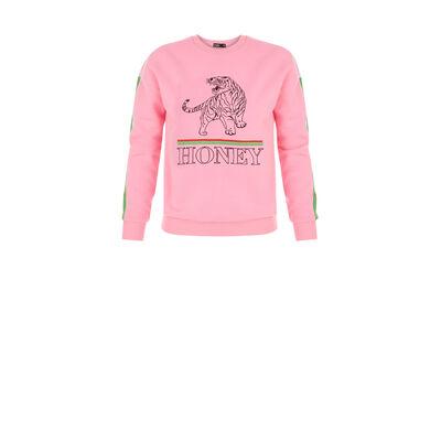 Sweat rose fluo pinkbadiz;${refinementColor}