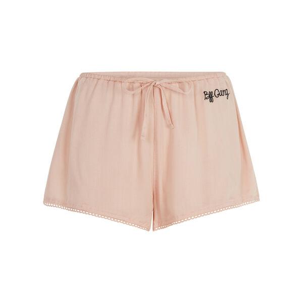 Squadiz粉色短裤;