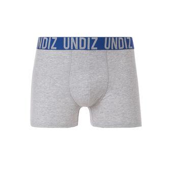 Atentiz2浅灰色平角裤  grey.