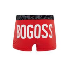 Bogossiz红色平角裤 red.