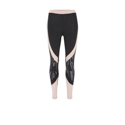 Legging de sport noir redbudiz;