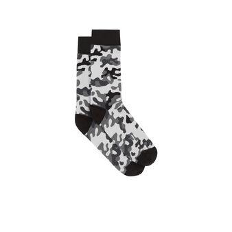 Camogriz黑色袜子 black.