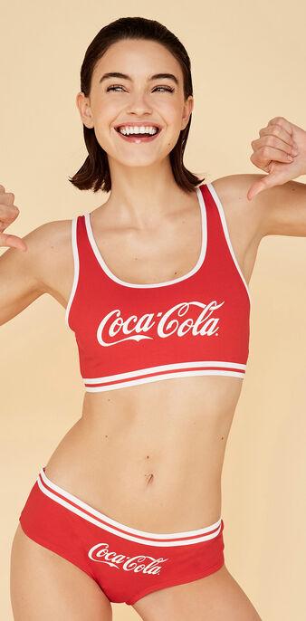 Cocacoliz红色胸衣 red.