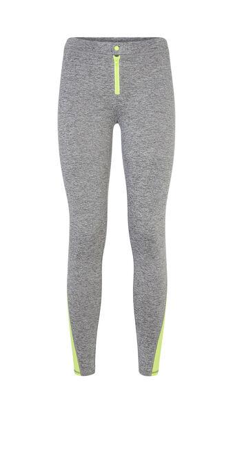 Zippiz 灰色运动紧身裤 grey.