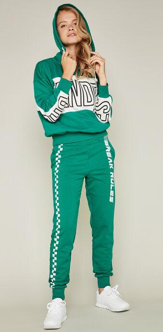 Ateviz绿色卫衣 green.