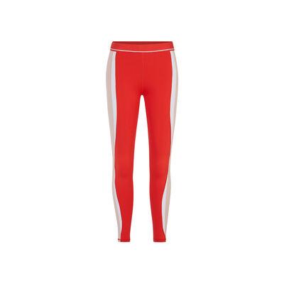 Climbiz红色打底裤 ;